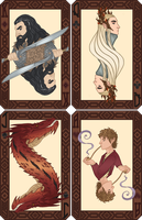 Hobbit Cards by Jakiron