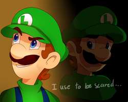 I use to be  unknown by MarioCatBros123