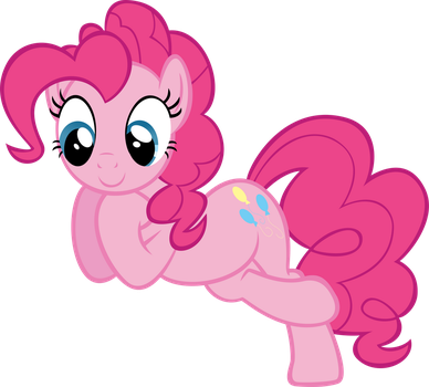 Pinkie Pie Ask Me Something by wolfsman2