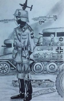 666 WWII Normandy by Panzer-13