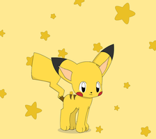 Pikachueon by PokeHihi