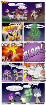 GGguys 45 Ghostbusting VGCats by SupaCrikeyDave