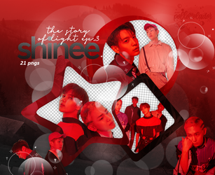 SHINee - The Story Of Light EP.3 {png} by pollovolador
