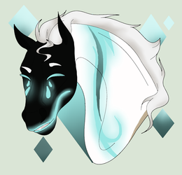 |Headshot Comission| Radioactive Waters by Sweet-Suggar