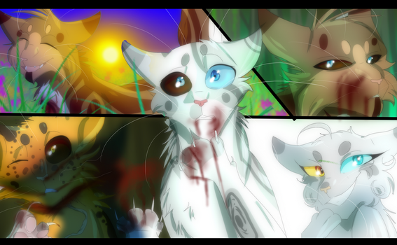 Ivypool (Warrior Cats) by WarriorCat3042
