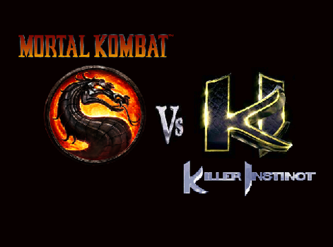 Mortal Kombat Vs Killer Instinct Cover 2 by bse9000