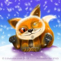 Little Fox by shatos