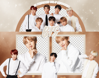 Pack Png 838 // BTS by BEAPANDA