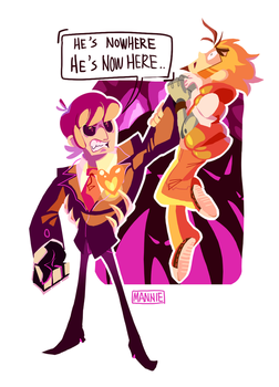 Hellbent by Mannievelous