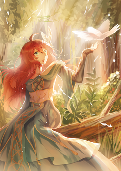 KIRIBAN: in the forest by tanuma-san