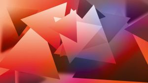 Abstract Triangle Wallpaper by McFrolic