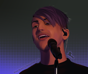 Mitch Grassi by PuroArt