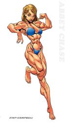 Abbey Chase Muscle Babe by hardbodies