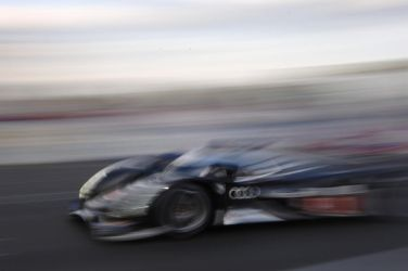 Audi R18 TDI at Le Mans 24 hours 2011 by DaveAyerstDavies