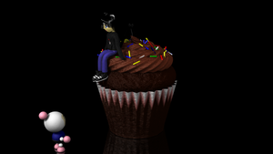 Cupcake by picano