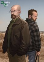 Breaking Bad by PatrickBrown
