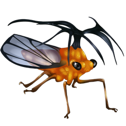 Diamond Treehopper - 500 Crystals by The-Below