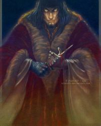 Pact with the Devil - Gilles de Rais by krukof2