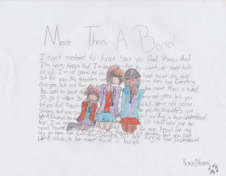 More Than A Band by MellieRox