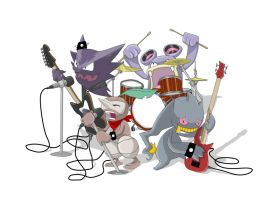 Pokemon Rock?
