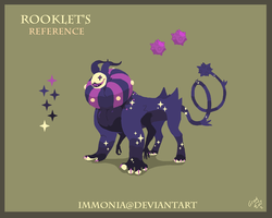 Rooklet Reference by Immonia