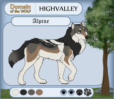 RETIRED - Alpine Highvalley App by WynBird