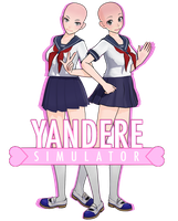 Female Bases //Yandere Simulator// by ShoyuRamen