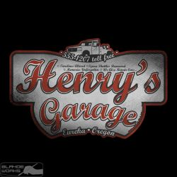 Henry's Garage by BlaydeXi