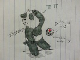 Dramatic Panda Is Dramatic by Revenir-Ghoul