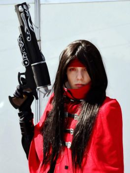 Vincent Valentine Cosplay - Final Fantasy VII by thynz