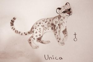 Unica by SilviaTheCaralioness
