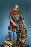 Viking chieftain by sandu61