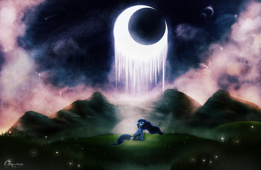 Under The Weeping Moon by Rain-Gear