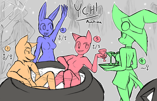 [YCH] Halloween Brew [FINAL DAY!!] by Zaron