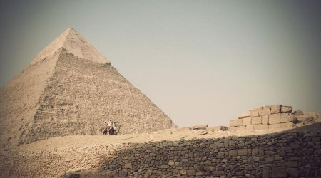 The Great Pyramid by TPun