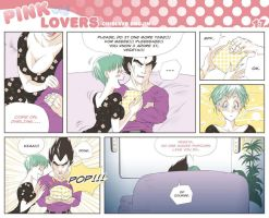 Pink Lovers 17 -S2- VxB doujin by nenee