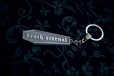 UntitledSmall coffin shaped bottle opener by torvenius