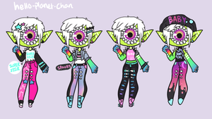 Outfit set - Matt by hello-planet-chan