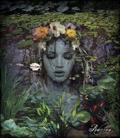 Ophelia by Ravven78