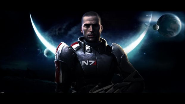 Mass Effect 2 Wallpaper 2 by igotgame1075