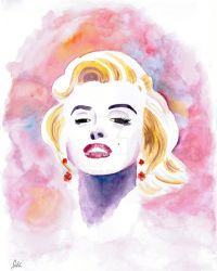 Marilyn Monroe by AgtBauer24