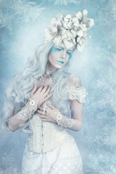 Ice Queen by Lycilia