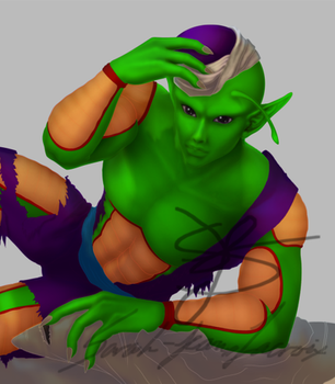 Preview Piccolo by ScereyahaDreamweaver