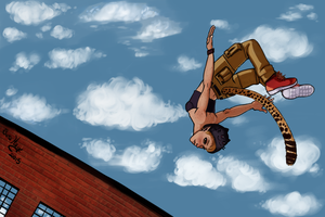 Parkour by Shadowstar