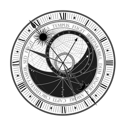 Astronomical clock (WIP) by tibots