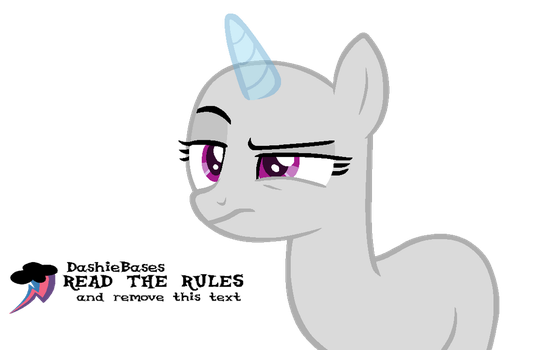 MLP Base: Me when I see FlutterDash by KIngBases