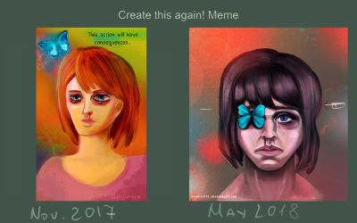 Draw this again life is strange by ReVercetti