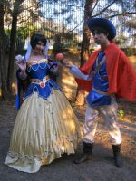 Snow White And Alfred by Sho-Cosplay