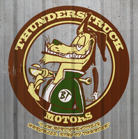 Thunderstruck Motors by porkcow