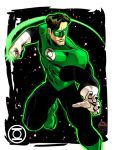 Hal Jordan VS - 20 Dollar Commission by EryckWebbGraphics
